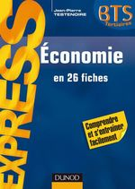 conomie en 26 fiches ; BTS tertiaires