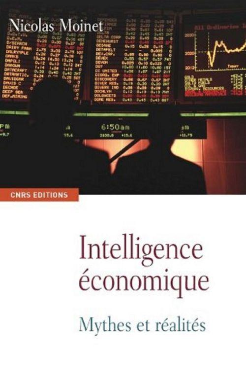 Nicolas Moinet Intelligence économique