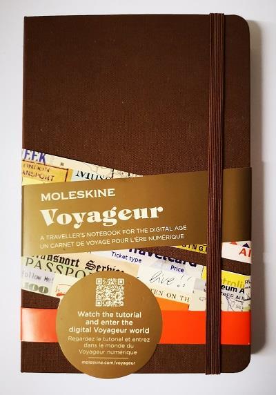 Carnet de voyage - Moleskine