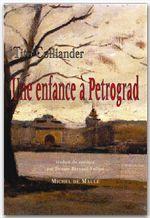Tito Colliander Une enfance à Pétrograd