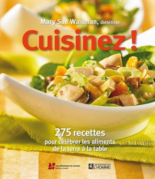 Mary Sue Waisman Cuisinez !