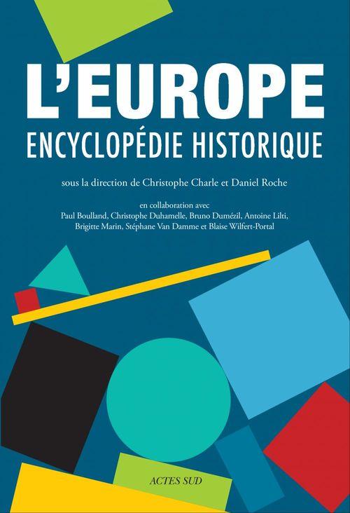 Collectif L'EUROPE. Encyclopédie historique
