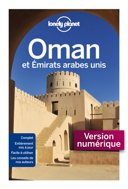 Lonely Planet Oman 1ed
