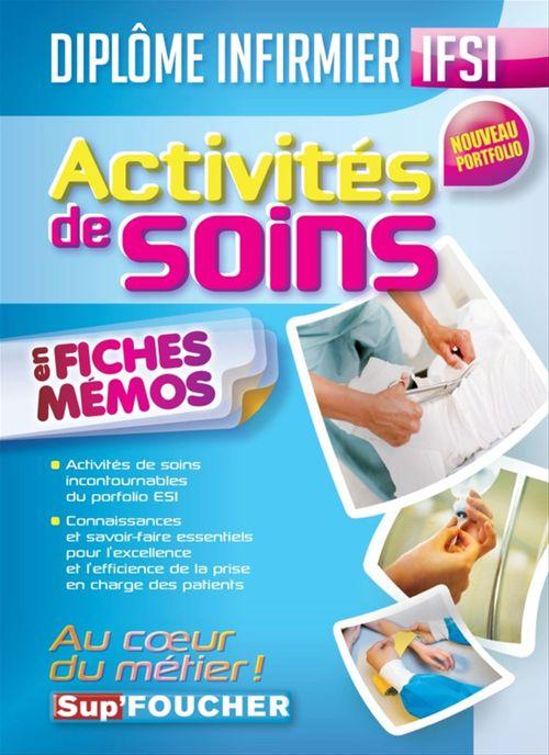 Collectif Activités de soins infirmiers - Nouveau Portfolio