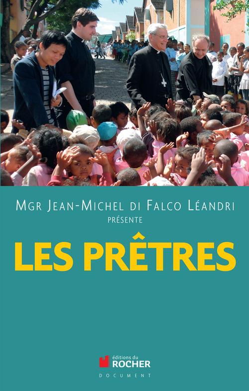 Jean-Michel di Falco Léandri Les prêtres