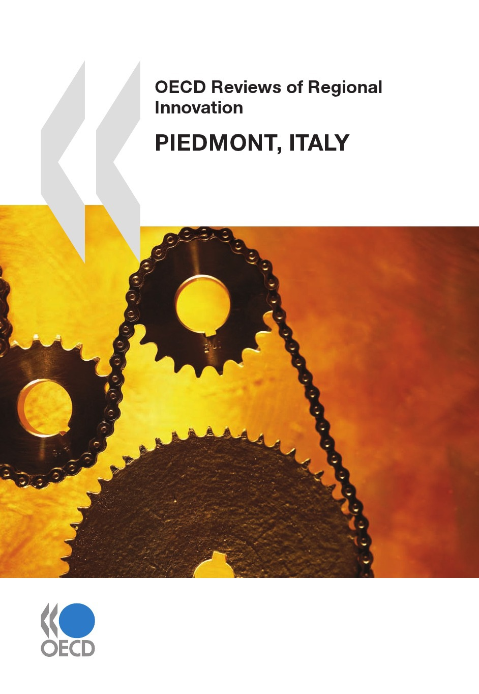 Collective OECD Reviews of Regional Innovation: Piedmont, Italy 2009