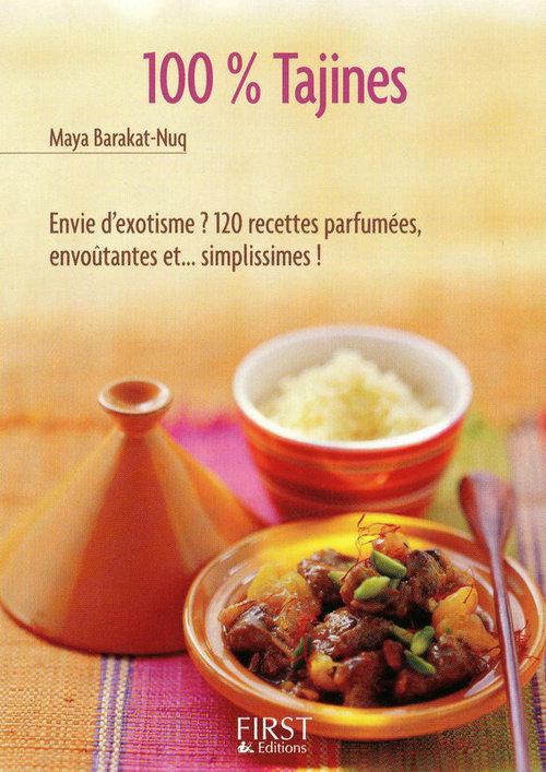 Maya BARAQUAT-NUQ Petit livre de - Tajines