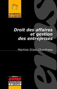 Martine Dizel-Chanfreau Droit des affaires et gestion des entreprises