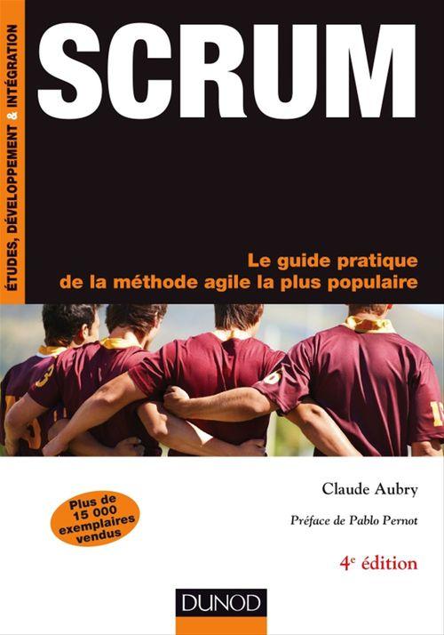 Claude Aubry Scrum - 4e éd.