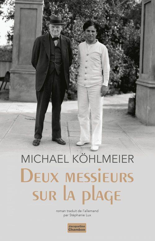 Michael Köhlmeier Deux messieurs sur la plage