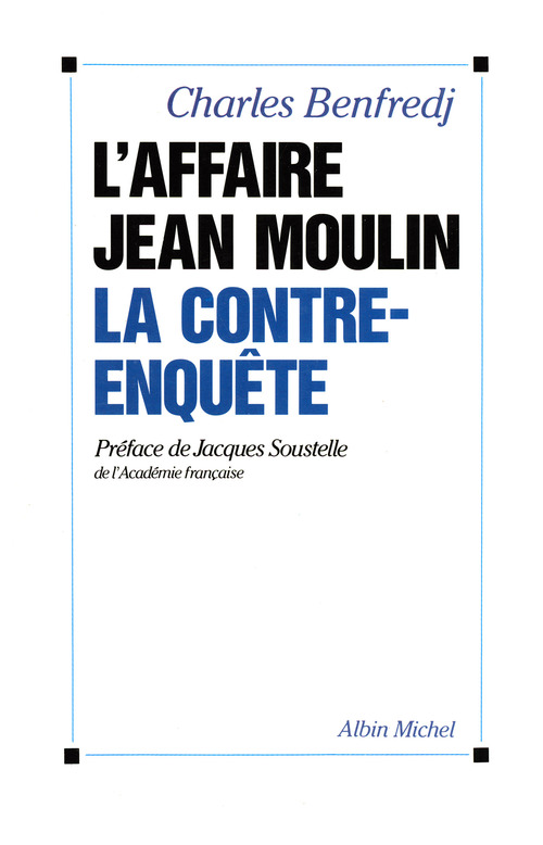 L'Affaire Jean Moulin
