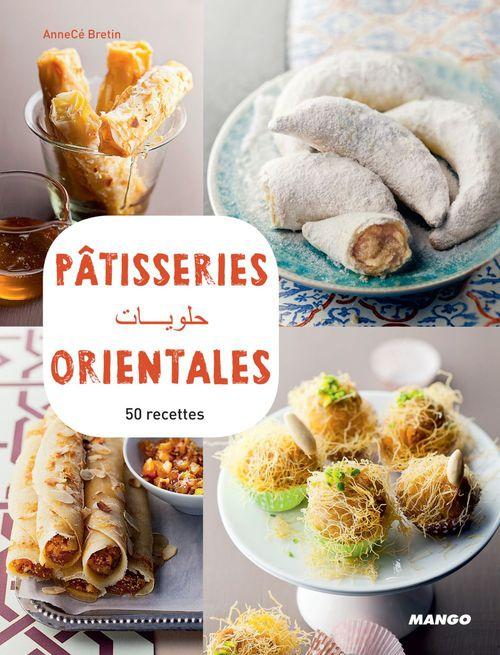 Anne-Cécile Bretin Pâtisseries orientales