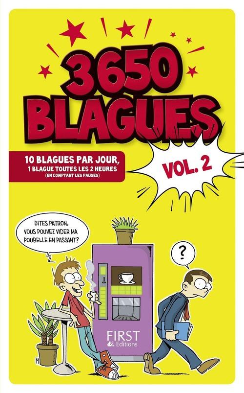 3650 blagues vol. 2