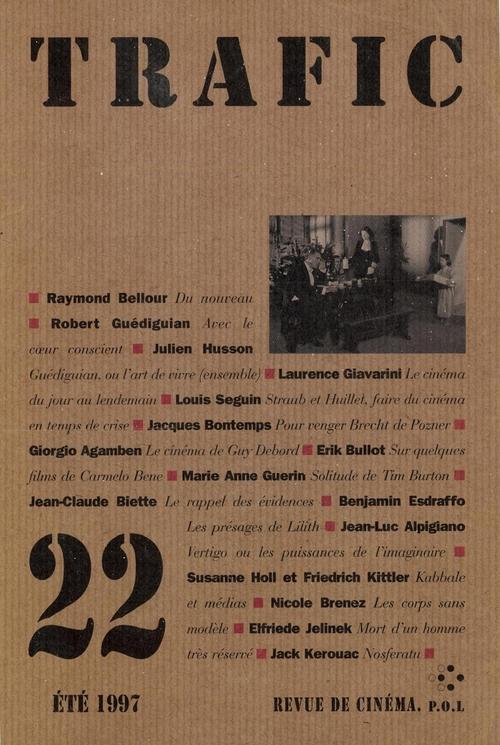 Trafic n° 22 (Été 1997)