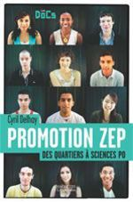 Promotion zep ; des quartiers  sciences po