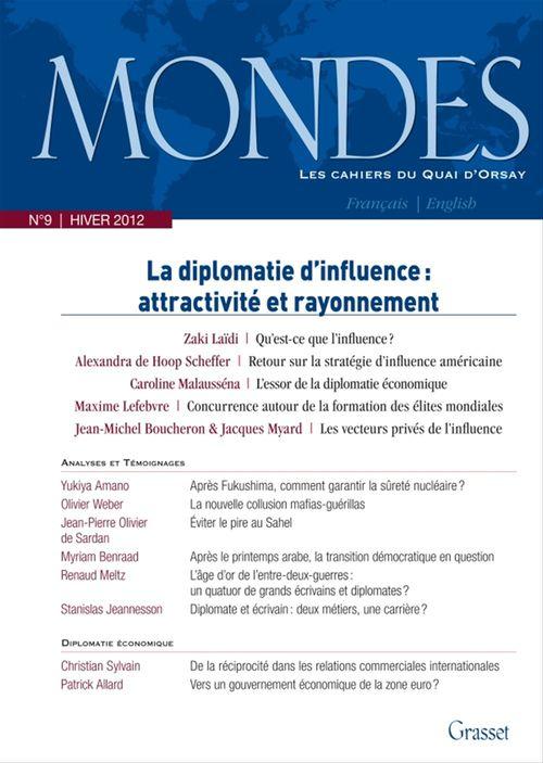 Mondes nº9 - Les cahiers du Quai d'Orsay