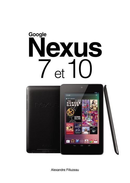 Alexandre Filluzeau Google Nexus 7 et 10