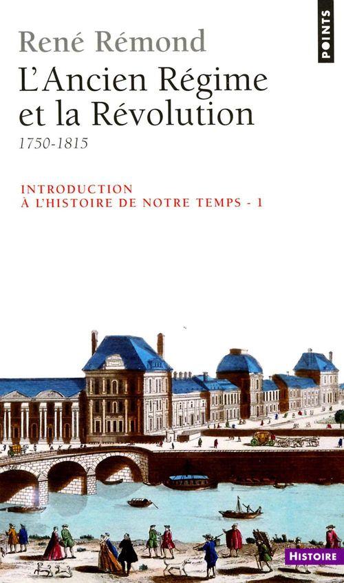 René Rémond Introduction à l'histoire de notre temps