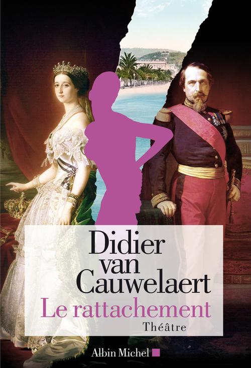 Didier Van Cauwelaert Le Rattachement