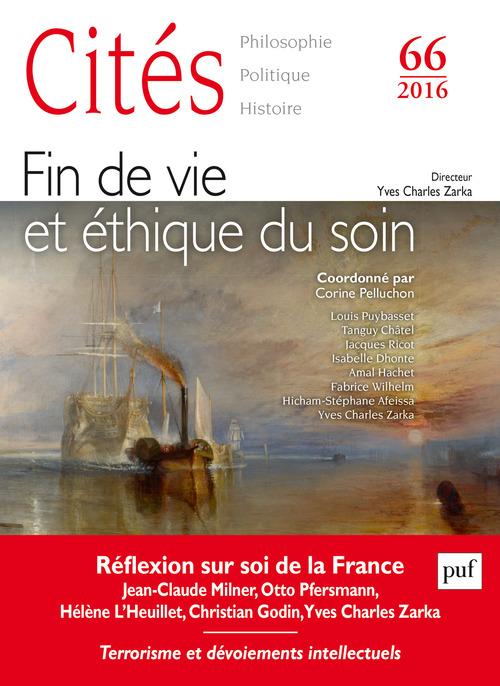 Cités 2016 - N° 66