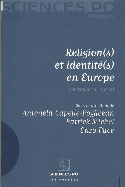 Religion(s) et identité(s) en Europe