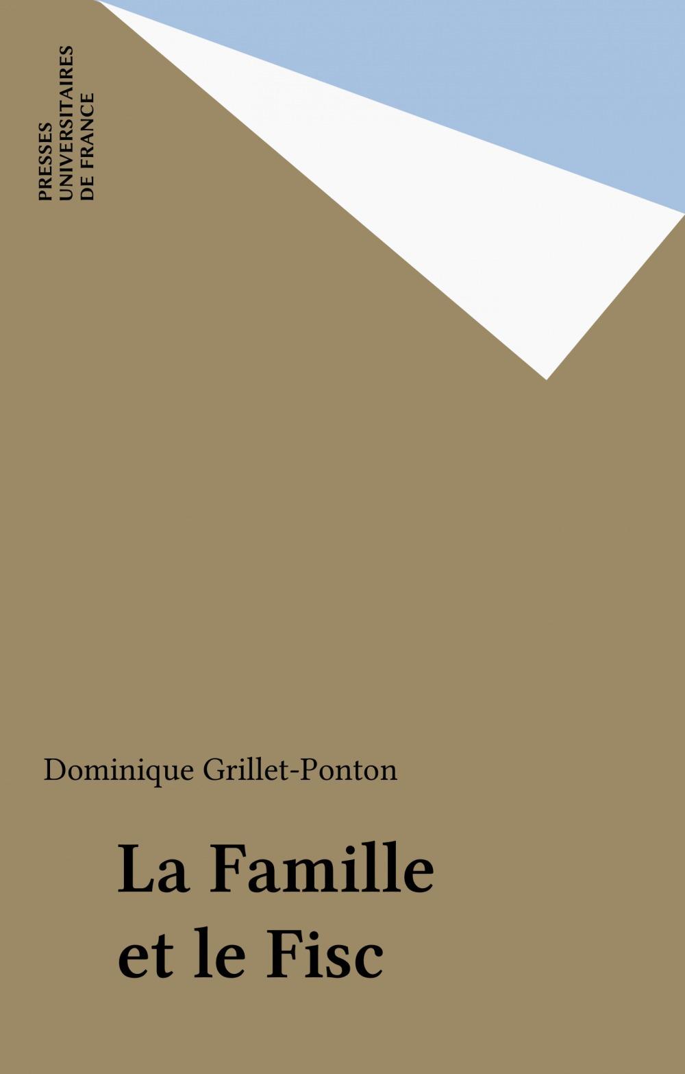 La Famille et le Fisc