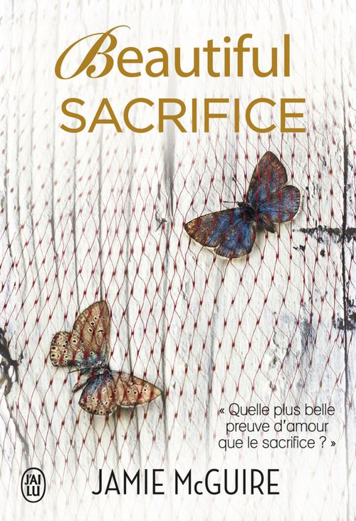 Jamie McGuire Beautiful Sacrifice