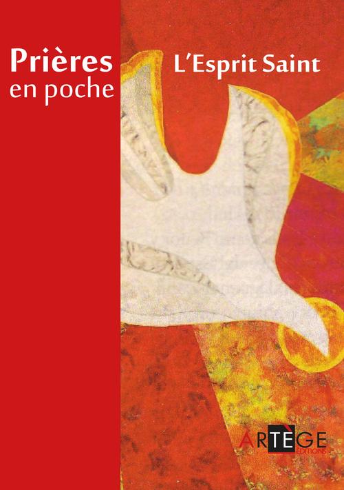 Artège Prières en poche - L'Esprit Saint
