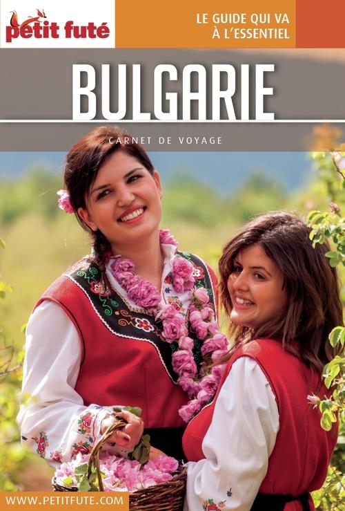 Bulgarie 2016 Carnet Petit Futé