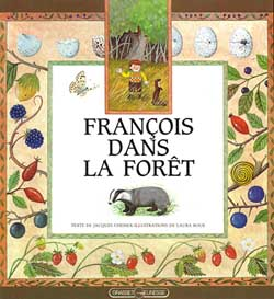 Jacques Chessex François dans la forêt