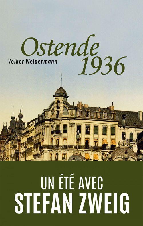 Volker WEIDERMANN Ostende 1936