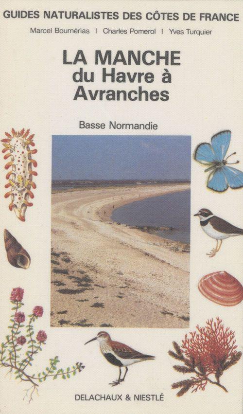 Charles Pomerol Guides naturalistes des côtes de France (2)