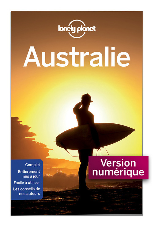Lonely Planet Australie 11ed