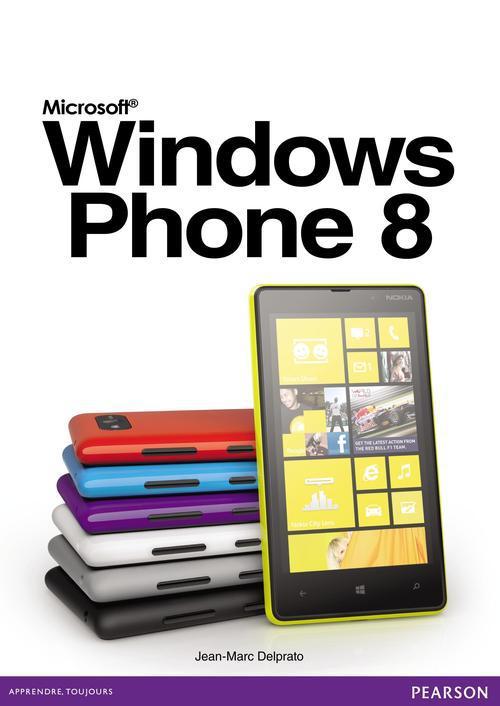 Jean-Marc Delprato Windows Phone 8