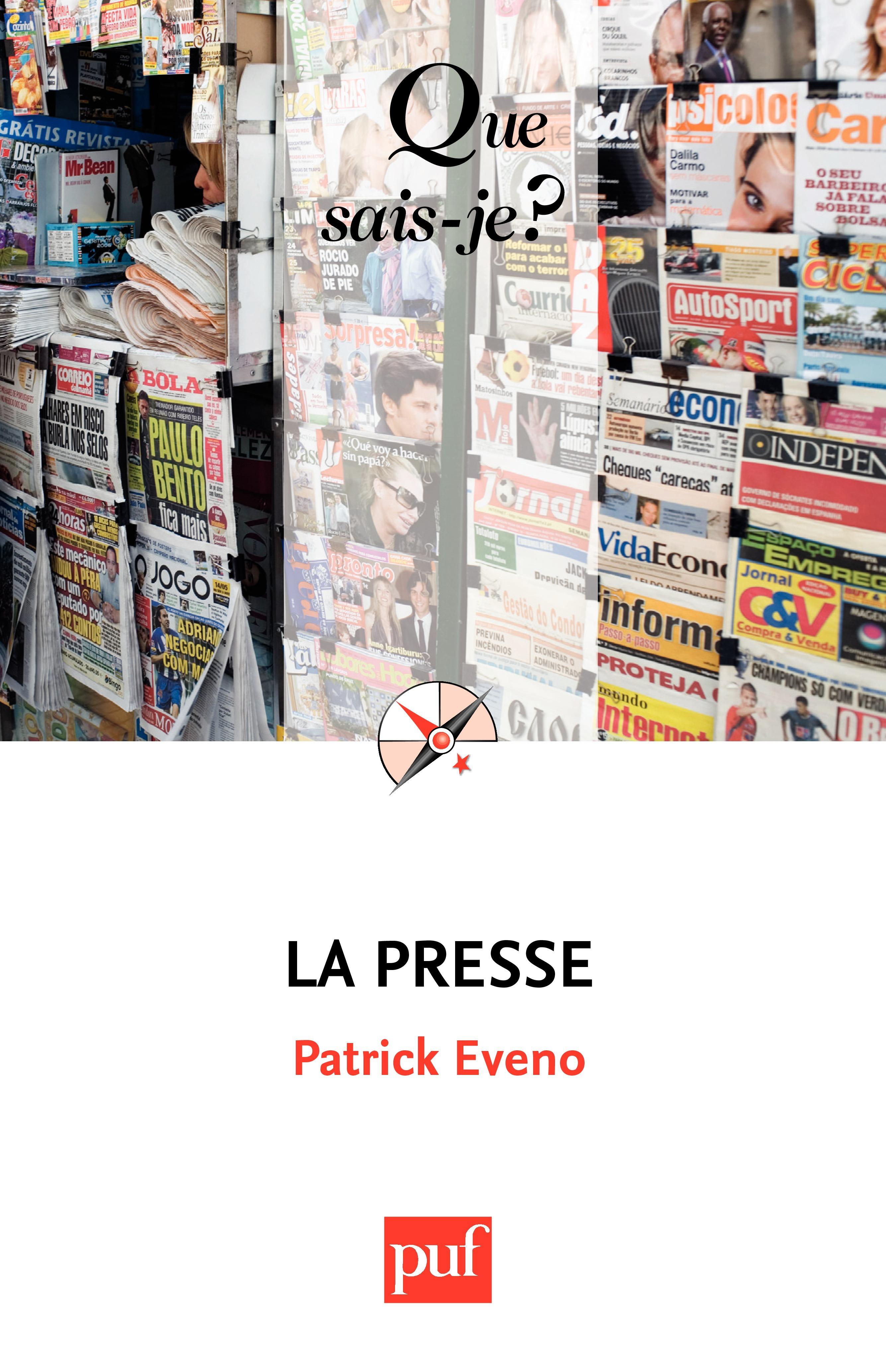Patrick Eveno La presse