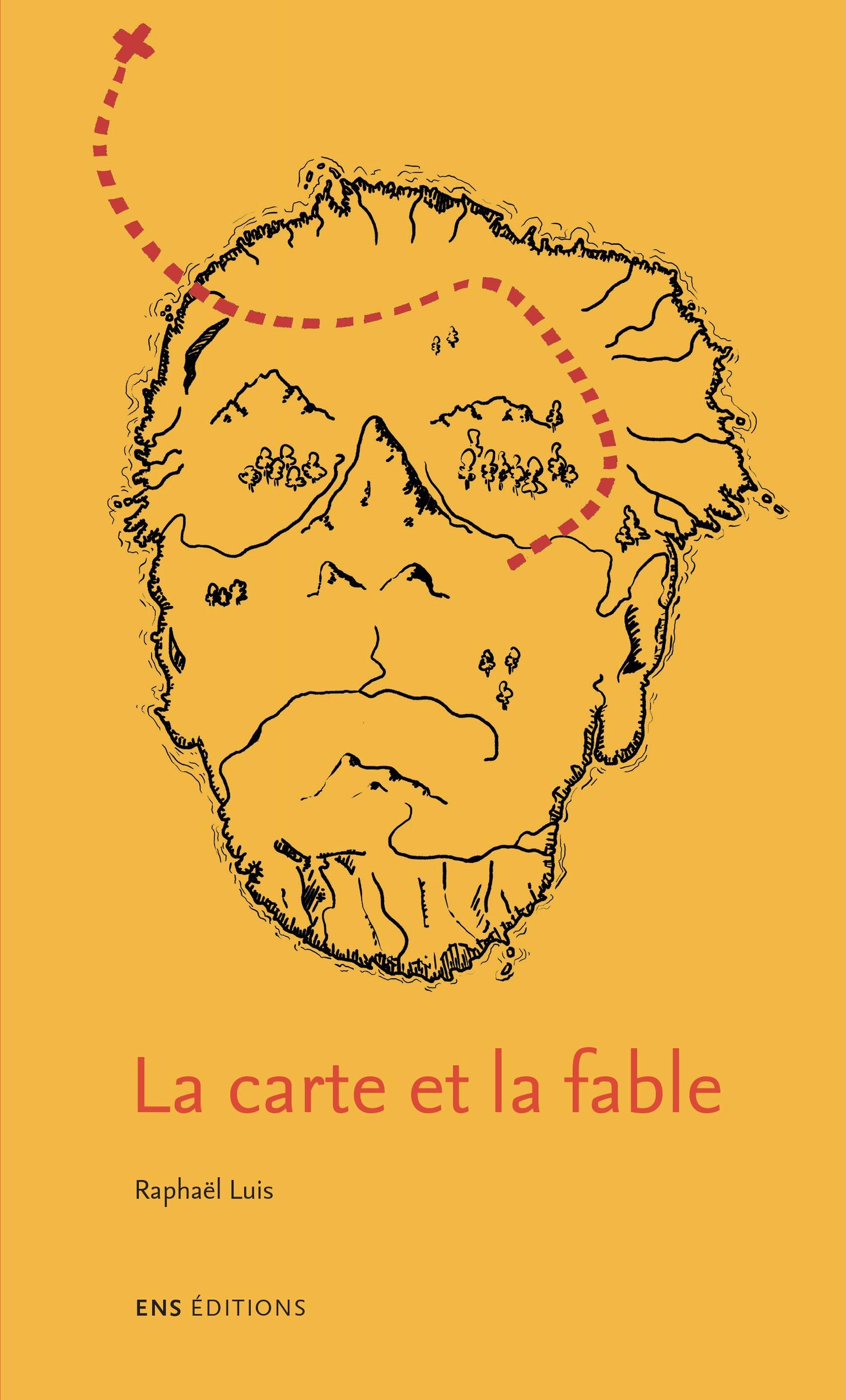 Raphaël Luis La carte et la fable