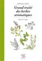 Grand trait des herbes aromatiques