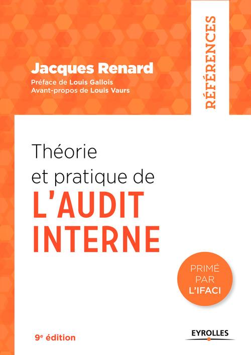 Jacques Renard Théorie et pratique de l'audit interne