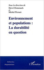 Environnement et populations : la durabilite en question