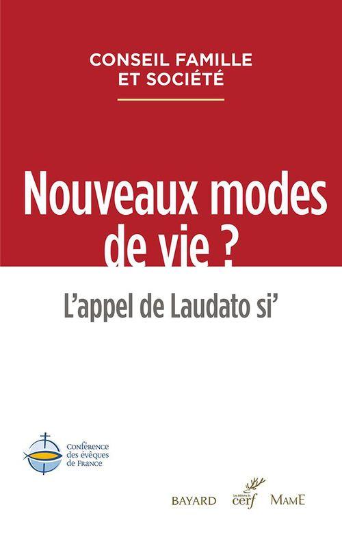 Conférence des Évêques de France Nouveaux modes de vie ?