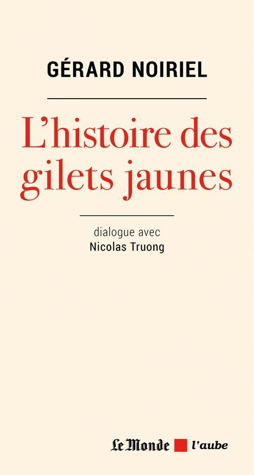 L'Histoire Des Gilets Jaunes