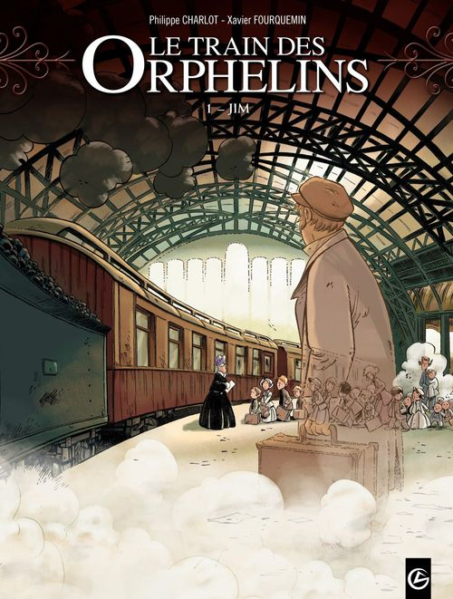 Le Train des orphelins - Tome 1 - Jim