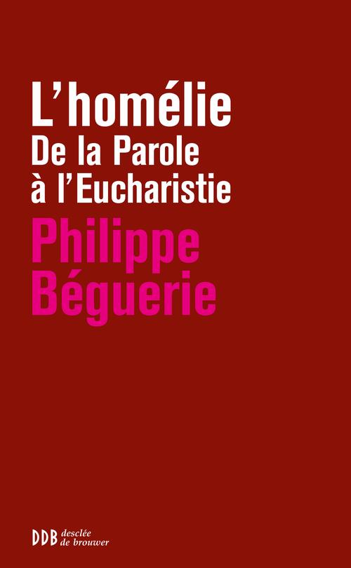 Philippe Béguerie L'homélie