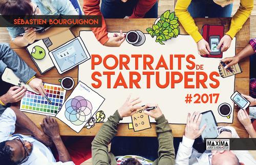 Sébastien Bourguignon Portraits de startupers