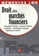 Droit des march�s financiers