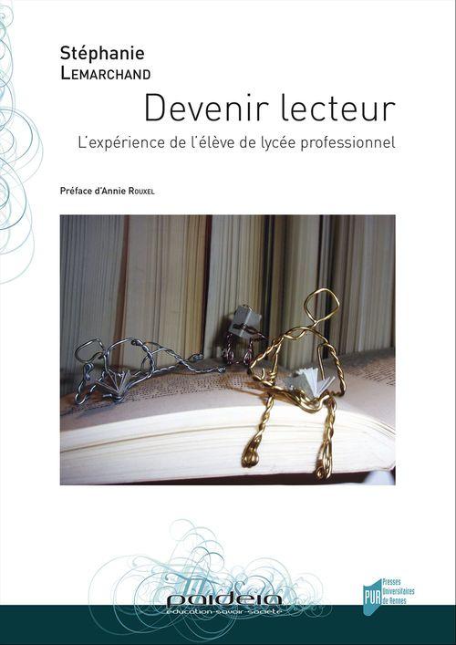Stéphanie Lemarchand Devenir lecteur