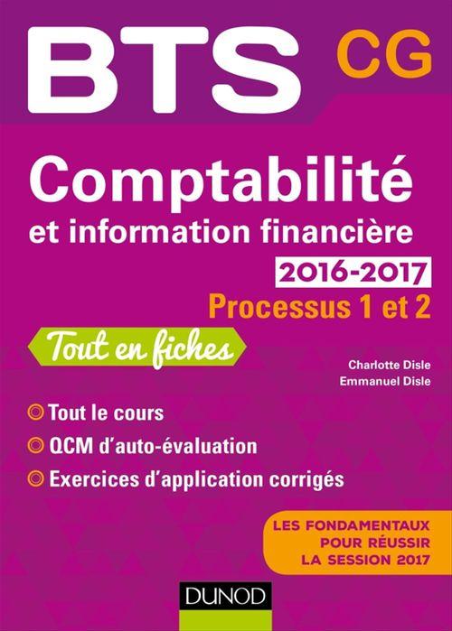 Charlotte Disle Comptabilité et information financière 2016-2017 - 2e éd.