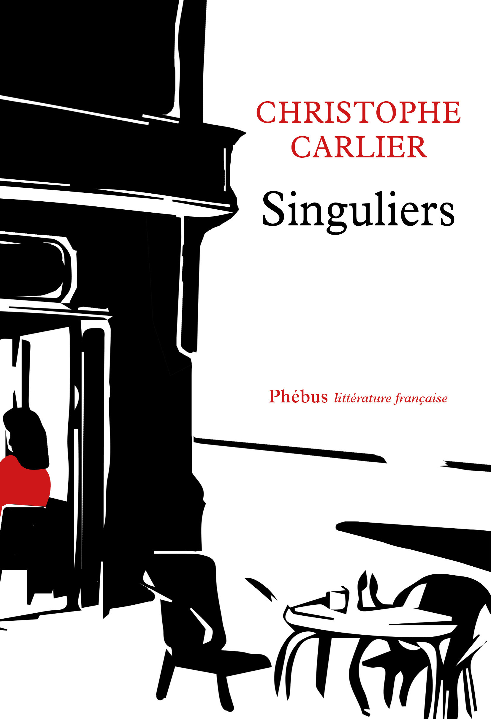 Christophe Carlier Singuliers