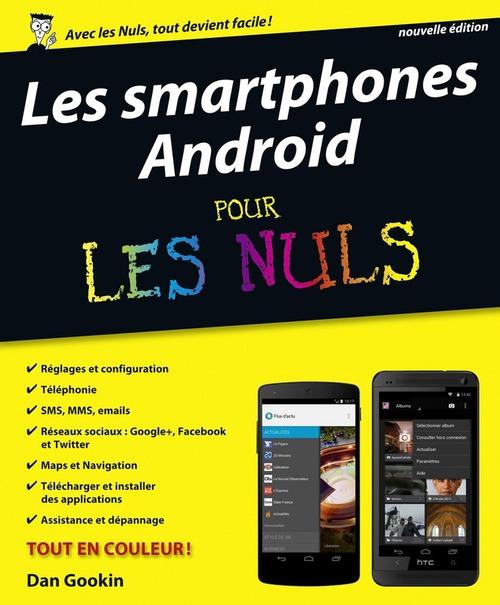 Doug Lowe Les Smartphones Android Pour les Nuls