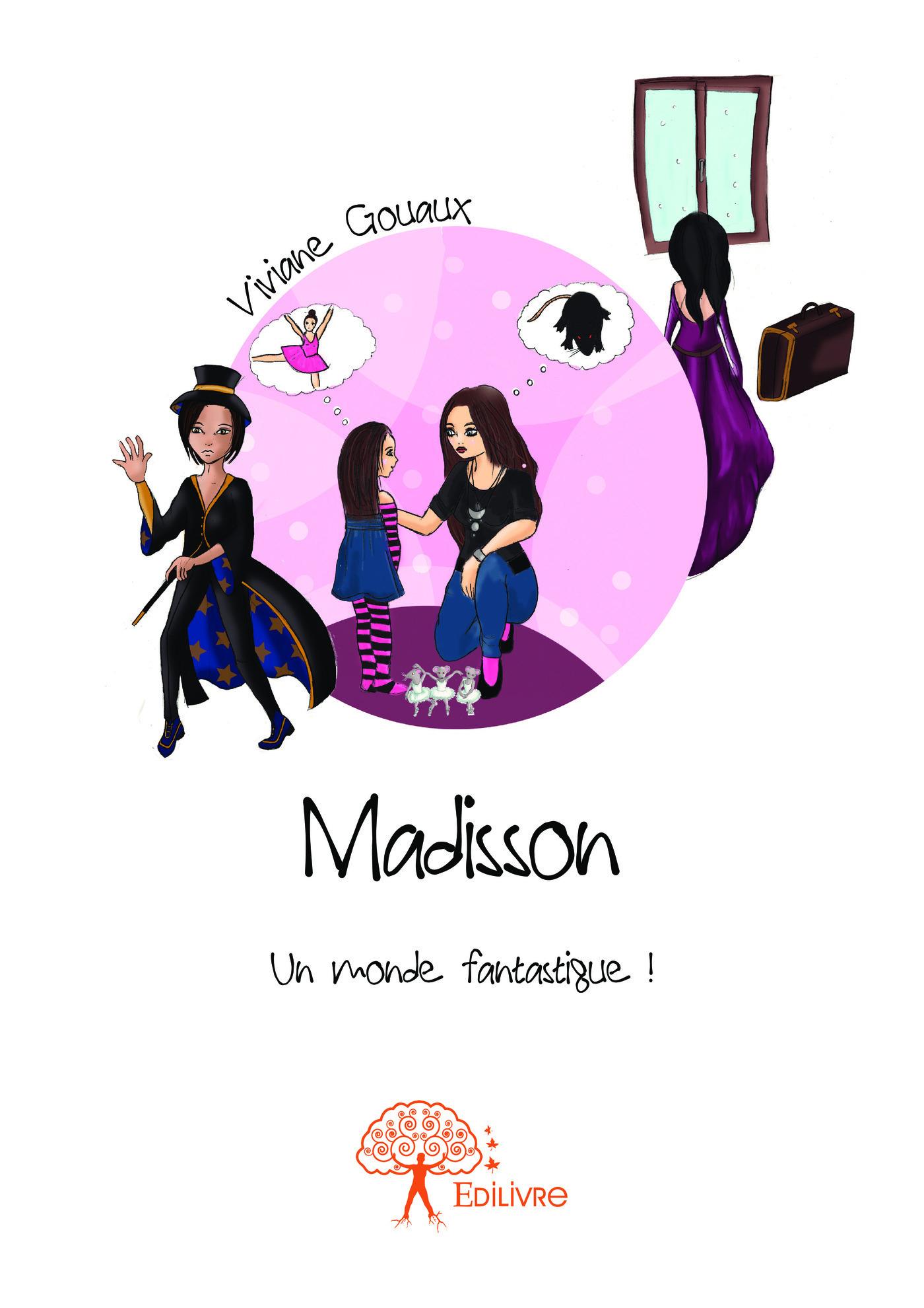 Viviane Gouaux Madisson